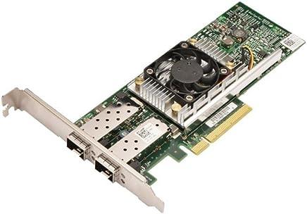 Dell U810N デュアルポート DA2 10GB SFP+ ネットワークインターフェースカード NIC (認定リファービッシュ品)