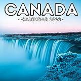 Canada Calendar 2022: 16-Month Calendar, Cute Gift Idea For Canada Lovers Women & Men