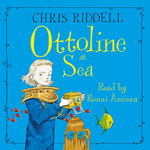 Ottoline at Sea audiobook cover art