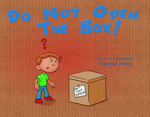 Do Not Open the Box (English Edition)