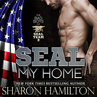 SEAL My Home audiobook cover art