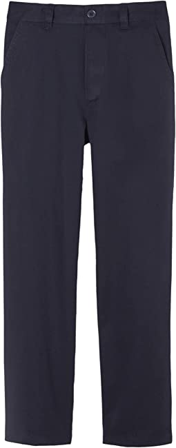 Pull-On Relaxed Fit School Uniform Pants (Little Kids/Big Kids)