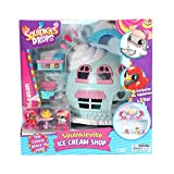 Re: creation Group Plc sqpla1 Hacer Gotas Ice Cream Shop de los Squinkies Playset Pack