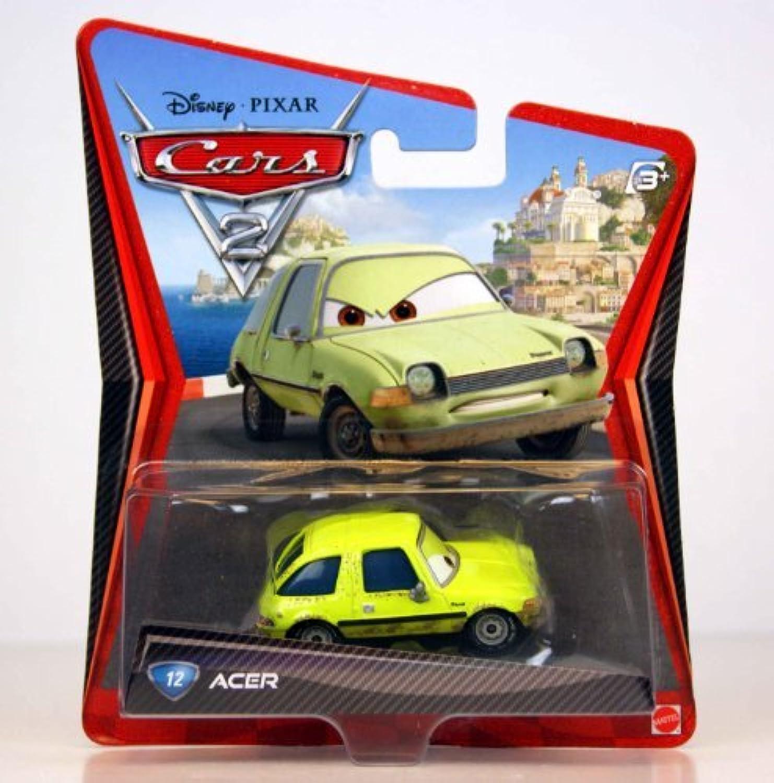 Disney Pixar Cars 2 Movie Acer  12 1 55 Scale