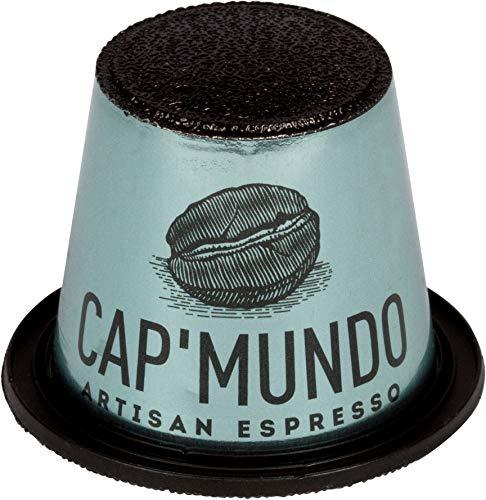 Cap'Mundo Paris Nespresso Compatible – Decaf, 100%...