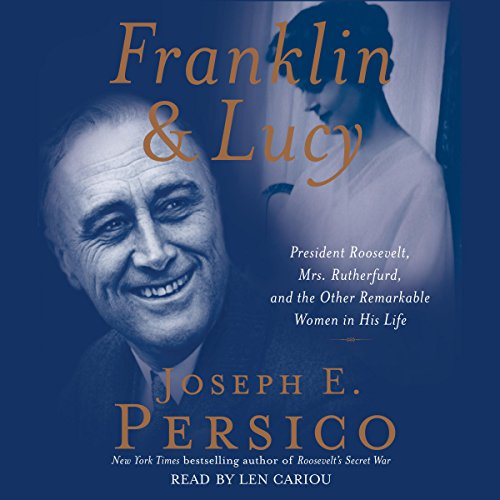 Franklin and Lucy audiobook cover art