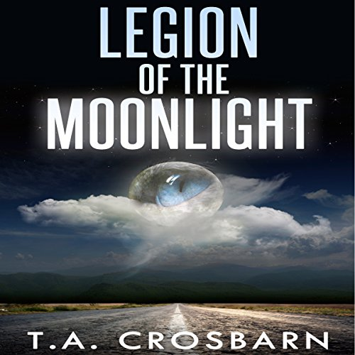 Legion of the Moonlight, Book 1 audiobook cover art