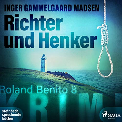 Richter und Henker audiobook cover art