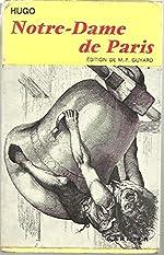 Notre-Dame de Paris. 1482. Introduction, notes et choix de variantes par Marius-François Guyard. de Víctor. HUGO
