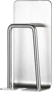 Titular de almacenamiento en cinta de fijaci/Ã/³n adhesivo OurLeeme montaje en pared Cepillo de dientes para Cocina Ba/Ã/±o