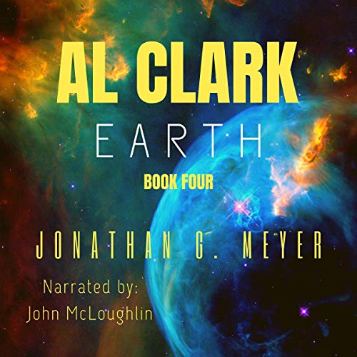 Al Clark: Earth audiobook cover art