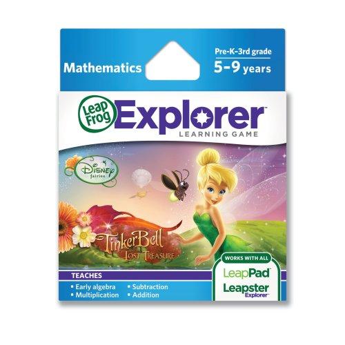 LeapFrog Explorer Learning Game: Di…
