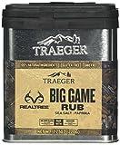 Traeger Grills SPC180 Real Tree Big Game Dry Rub, Original Version