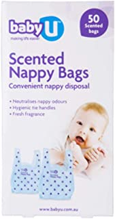 Baby U Scented Nappy Bags