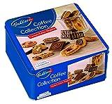 Bahlsen Coffee Collection Dose (2x 500g) - Kaffeegebäck mit 11 erlesen Gebäckspezialitäten - zwei Serviereinheiten in einer Dose - Gebäckmischung mit Schokolade