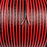 Sky High Car Audio 100' 16ga CCA Speaker Wire Red/Black