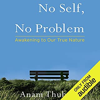 No Self, No Problem audiobook cover art