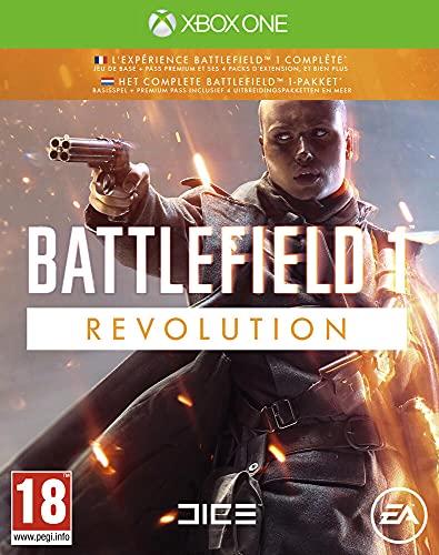 Battlefield 1 - Revolution - Xbox One [Edizione: Francia]