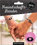 Dein Style! Freundschaftsbänder: Von Herzen (100% selbst gemacht)