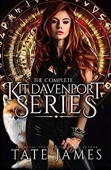 Kit Davenport: The Complete Series