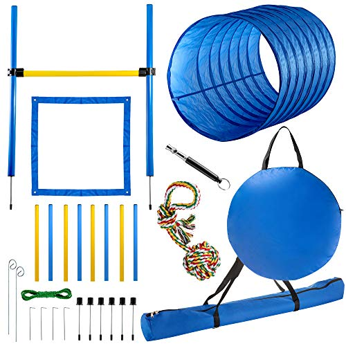 Best Dog Agility Training Equipment