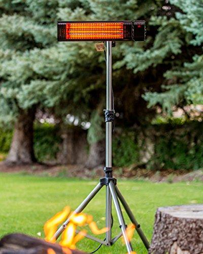 Muskoka Lifestyle Products Tripod Infrared Heater Stand