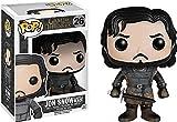 Juego de Tronos POP! Vinyl Figura Jon Snow Castle Black Muddy Ver. 9 cm...