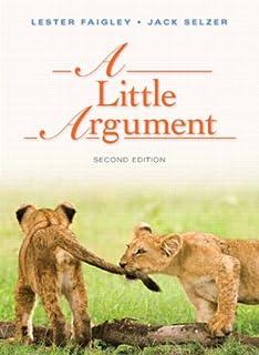 Little Argument, A