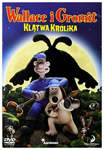 Wallace & Gromit - Auf der Jagd nach dem Riesenkaninchen [DVD] [Region 2] (IMPORT) (Keine deutsche Version)