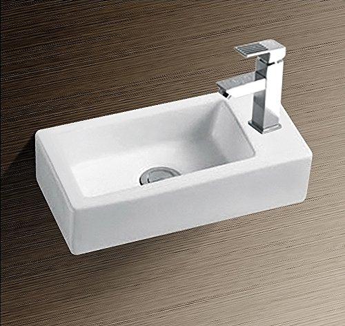 Waschbecken - Waschtisch | Hängewaschbecken · Handwaschbecken · Keramik Waschbecken | Burgtal 17800