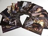 Mortal Instruments City of Bones Trading Card Portrait Cards 1-16