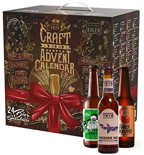 KALEA Bier-Adventskalender - Edition Craft Beer Germany