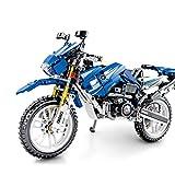 TASS 799St. Technik - Juego de construcción para motocross, motocross, motocross, carreras, construcción compatible con Lego Technic.