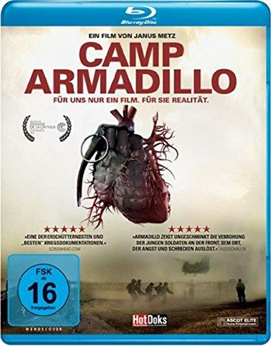 Camp Armadillo (Blu-ray)