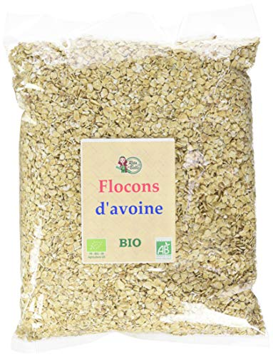 RITA LA BELLE Flocons d'Avoine Bio 10 kg