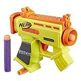 Nerf MicroShots Fortnite Micro AR-L et Flechettes Nerf Elite Officielles
