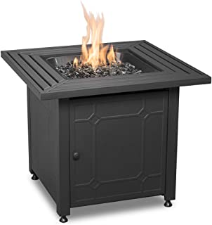 Endless Summer GAD15257SP Lp Gas Outdoor, Black Fire Table