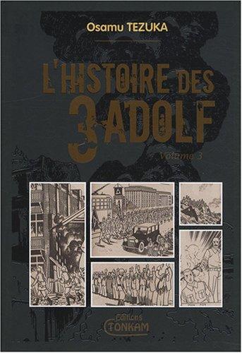 L'Histoire des 3 Adolf De Luxe -Tome 03-