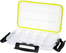 The Single Mum 15 Compartments Transparent Lure Box Fishing Tackle Box Outdoor Fish Hook Lure Line Rod Bait Accessory