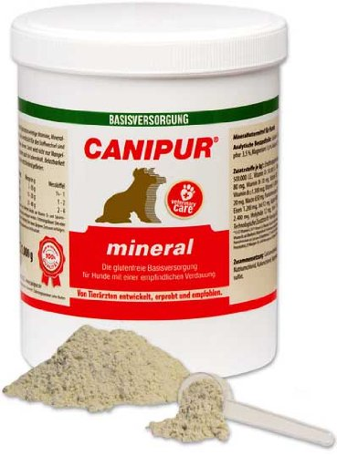 Canipur mineral 1kg