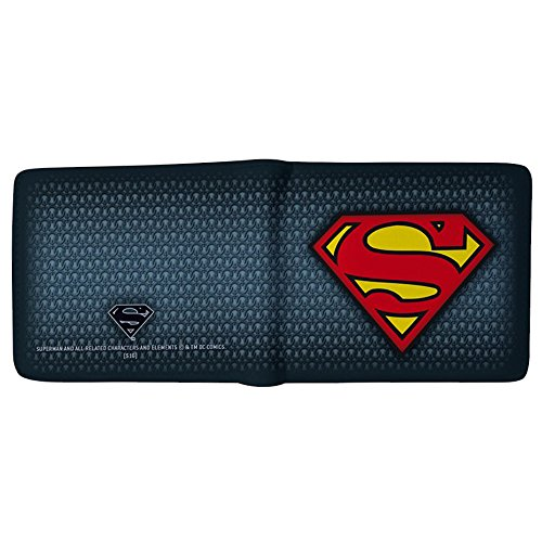 Superman abybag191DC Comics Traje Efecto Tipo Cartera