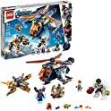 Lego Marvel Avengers Hulk Helicopter Rescue Building Kit