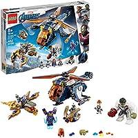 Lego Marvel Avengers Hulk Helicopter Rescue Building Kit