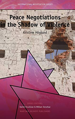 Peace Negotiations in the Shadow of Violence: 06