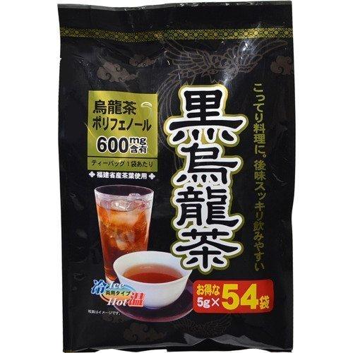黒烏龍茶 (4)