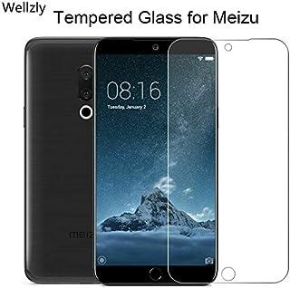 واقيات شاشة الهاتف - قطعتان من الزجاج الواقي لجهاز ميزو نوت 9 8 V8 Pro C واقي الشاشة لجهاز ميزو V8 Pro X8 Note 9 8 غطاء أم...
