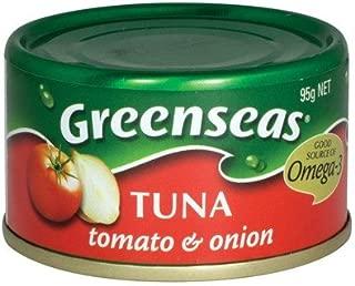 Green Seas Tempt Tomato Onion 95g