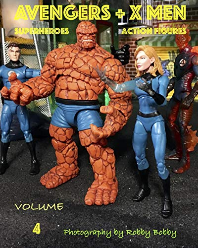 AVENGERS + X MEN: SUPERHEROES (ACTION FIGURES)