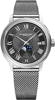 Raymond Weil - Reloj Automático Raymond Weil Maestro, 40 mm, Día, Fase Lunar, 2239M-ST-00609