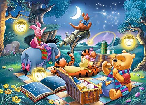 183Tdfc Puzzle 1000 Teile Erwachsene Puzzle Holzpuzzle Klassisches 3D Puzzle Collectibles Moderne Wohnkultur,75X50Cm/Winnie The Pooh